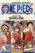One Piece TPB (2009- Viz) 3-in-1 Volume 37-39-1ST