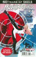 Mockingbird S.H.I.E.L.D. 50th Anniversary (2015) 1A