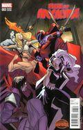 Age of Apocalypse (2015 Marvel) Secret Wars 3B