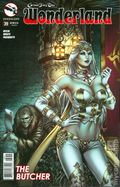 Grimm Fairy Tales Presents Wonderland (2012 Zenescope) 39A
