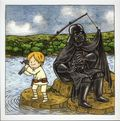 Star Wars Darth Vader and Son/Vader's Little Princess HC Boxed Set (2015) SET#1