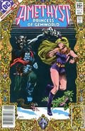 Amethyst Princess of Gemworld (1983 DC) Canadian Price Variant 4