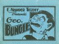 Geo. Bungle (c.1935 Tijuana Bible) 0