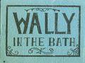 Wally in The Bath (c.1935 Tijuana Bible) 0