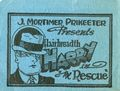 Hairbreadth Harry in The Rescue (c.1935 Tijuana Bible) 0