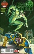 Hail Hydra (2015 Marvel) 2A