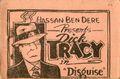 Dick Tracy in Disguise (c.1935 Tijuana Bible) 0