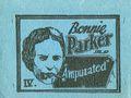 Bonnie Parker in Amputated (c.1935 Tijuana Bible) 4