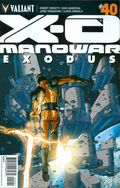 X-O Manowar (2012 3rd Series Valiant) 40B