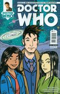 Doctor Who The Tenth Doctor (2014 Titan) 15C