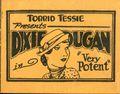 Dixie Dugan in Very Potent (c.1935 Tijuana Bible) 0