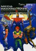 Mega Dragon and Tiger: Future Kung Fu Action GN (2002-2004 Comics One) 4-1ST