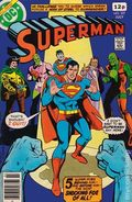 Superman (1939 1st Series) UK Edition 337UK