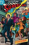 Superman (1939 1st Series) UK Edition 341UK