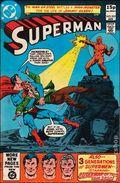 Superman (1939 1st Series) UK Edition 355UK