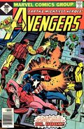 Avengers (1963 1st Series) Whitman Variants 156