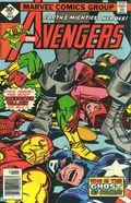 Avengers (1963 1st Series) Whitman Variants 157