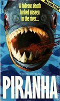 Piranha PB (1978 New English Library Novel) By John Sayles 1-1ST