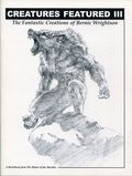 Creatures Featured The Fantastic Creations of Bernie Wrightson (2000 CFD) 3