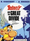 Asterix and the Great Divide GN (1980 Dargaud Edition) 1-REP