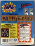 Super Powers Collection Action Figure (1984-1986 Kenner) ITEM#99610
