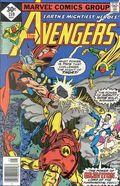 Avengers (1963 1st Series) Whitman Variants 159