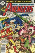 Avengers (1963 1st Series) Whitman Variants 163
