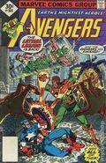 Avengers (1963 1st Series) Whitman Variants 164