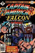 Captain America (1968 1st Series) Whitman Variants 206