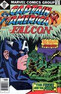 Captain America (1968 1st Series) Whitman Variants 207