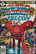 Captain America (1968 1st Series) Whitman Variants 208