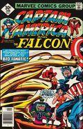 Captain America (1968 1st Series) Whitman Variants 209