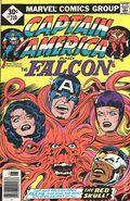 Captain America (1968 1st Series) Whitman Variants 210