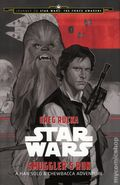 Star Wars Smuggler's Run HC (2015 Disney/Lucasfilm) Journey to Star Wars: The Force Awakens 1-1ST