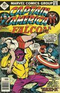 Captain America (1968 1st Series) Whitman Variants 211