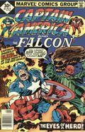 Captain America (1968 1st Series) Whitman Variants 212