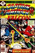 Captain America (1968 1st Series) Whitman Variants 213