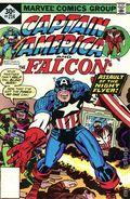 Captain America (1968 1st Series) Whitman Variants 214