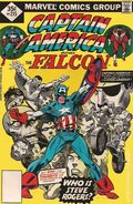 Captain America (1968 1st Series) Whitman Variants 215