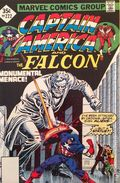 Captain America (1968 1st Series) Whitman Variants 222