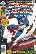 Captain America (1968 1st Series) Whitman Variants 225