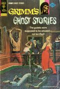 Grimm's Ghost Stories (1972 Gold Key) Mark Jewelers 20MJ