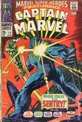 Marvel Super Heroes (1967 1st Series) UK Editions 13UK