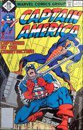 Captain America (1968 1st Series) Whitman Variants 228