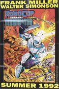 RoboCop vs. Terminator Promotional Poster (1992 Dark Horse) 1