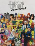 Justice League Sourcebook Promotional Poster (1989 DC Comics) 1