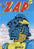Zap Comix (1968 Apex Novelties) #7, 5th Printing
