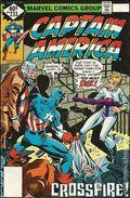Captain America (1968 1st Series) Whitman Variants 233