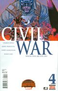 Civil War (2015 Marvel) Secret Wars 4