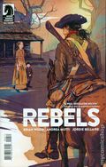 Rebels (2015 Dark Horse) 6